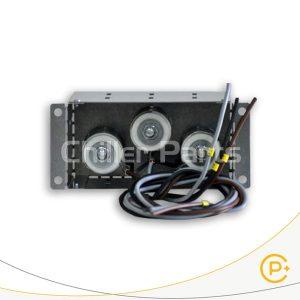 Trane RES0076E Resistor 1.6 Ohms (X13670230007)